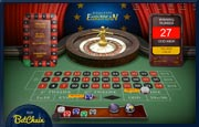 european roulette with bitcoins