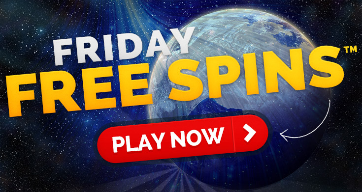 Bitcoin casino Free Spins Friday