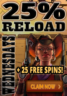 reload wednesdays bonus at BetChain
