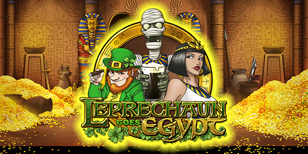 Play'n GO! Leprechaun Goes Egypt slot