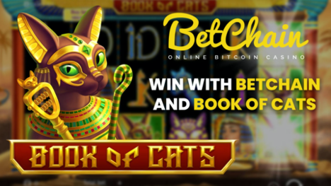 Book Od Cats Slot